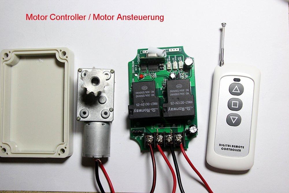 Berühmt 3 Phasen Ac Motorsteuerung Ideen - Elektrische ...