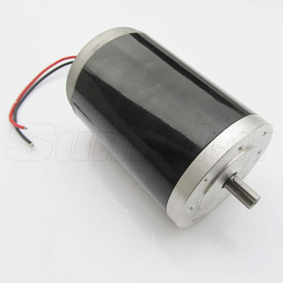 DC High speed motor