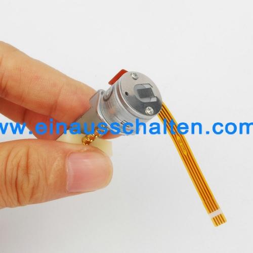 5PCS Micro Schrittmotor DC3-5V 2 Phasen-4 Draht Mini schrittmotor ...