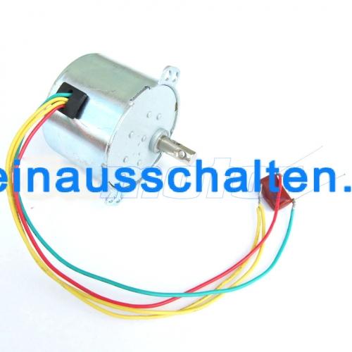 AC 220V Wechselstrom-Elektromotor Synchronmotor Getriebemotor 50KTYZ CW CCW