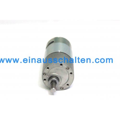 Gear Motor 12V/24V Dc motor low speed high torque electric