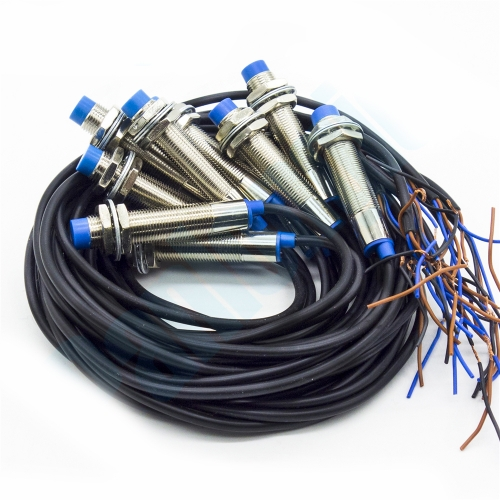 Induktiver Sensor LJ12A3-4-Z//BX DC6-36V