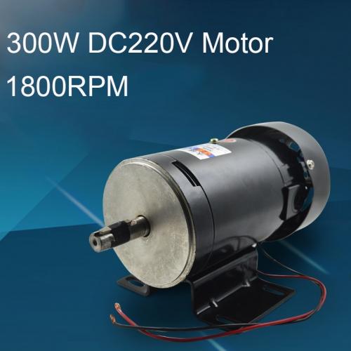300 W 1,5N.m Gleichstrommotor Permanentmagnet-Motor 220VDC1800 ...