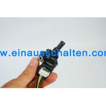 NMB Antriebe Linearaktor 2-Phasen-4-Leiter-Schrittmotor 5V-9V 6V ...