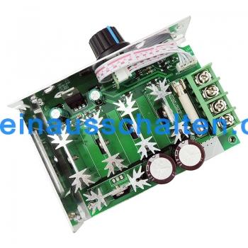 Drehzahlregler motorsteuerung gleichstrommotor 12V24V36V30A PWM DC ...
