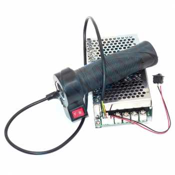 Foot Pedal Hall Throttle 100A Reversible PWM DC Motor Speed Control Soft Start